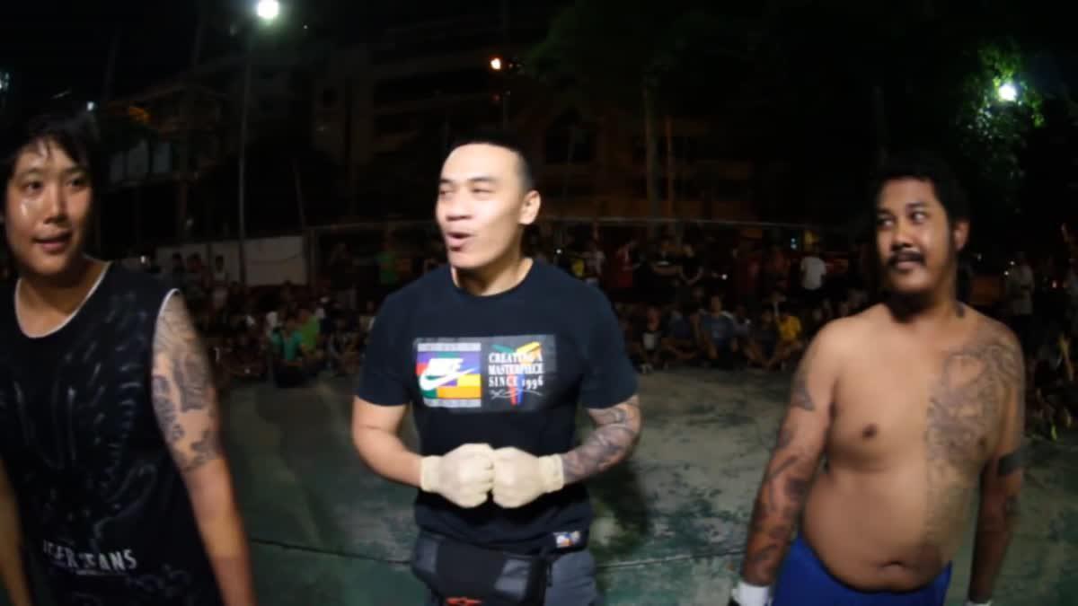 Fight Club Thailand รุ่ง x บาส คู่ที่ 48