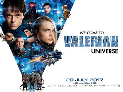 เปิดคู่มือ Valerian Universe!! ก่อนเข้าสู่จักรวาลใหม่ในหนัง Valerian and the City of a Thousand Planets