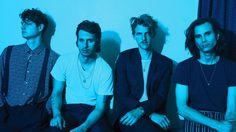 FOSTER THE PEOPLE ปล่อยอัลบั้มใหม่ 'SACRED HEARTS CLUB'