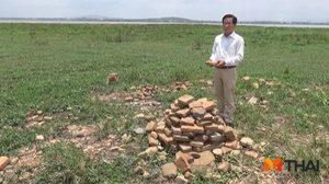 ฮือฮา! พบวัดโบราณกลางกว๊านพะเยา อายุมากกว่า 500 ปี