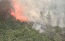 สหรัฐฯ อพยพ 2,500 คน หนีไฟป่า