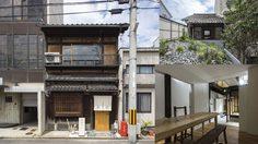 รีโนเวทบ้านญี่ปุ่น อายุ 120 ปี สู่เกสท์เฮ้าส์ เมื่อวัฒนธรรมผสานความโมเดิร์น
