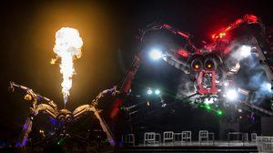 Gravity Thailand Arcadia 2016 ประเดิมรอบสื่อ ยิงไฟกลางเมือง