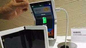 สิทธิบัตรใหม่เผย OPPO กำลังพัฒนาสมาร์ทโฟนจอเดียวพับครึ่งได้!!