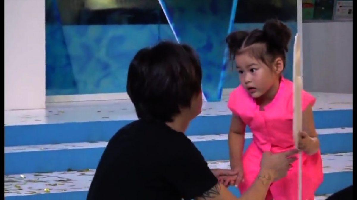 โมเม้นท์อบอุ่น พ่อจิน-น้องณิริน เล่นกันประสาพ่อ-ลูก