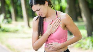 ระวัง!! เจ็บหน้าอก ขณะออกกำลังกาย เสี่ยงภาวะ กล้ามเนื้อหัวใจขาดเลือด ได้