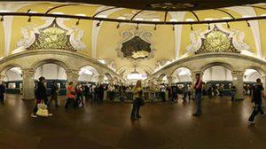 10 อันดับ สถานีรถไฟใต้ดินที่สวยที่สุดในโลก