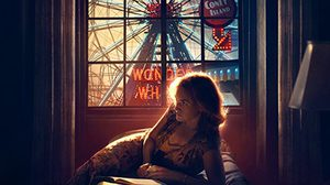 รีวิว Wonder Wheel สวนสนุกแห่งรัก