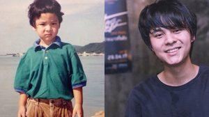 ทอย The Toys หลานชายสุดหล่อ ของ เจินเจิน บุญสูงเนิน