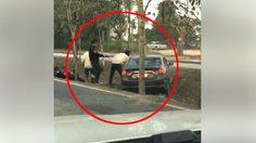 เพจ ศปก.ตร. แจงแล้ว ยันตำรวจจริง ขี่จยย. ไล่กวดเก๋งจนตกถนน