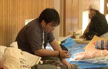ญี่ปุ่นตั้งที่พักชั่วคราว 350 แห่งหลังเผชิญแผ่นดินไหวโอซากา