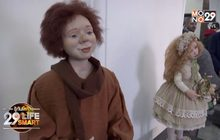 29 LifeSmart : Lifestyle นิทรรศการตุ๊กตาในจอร์เจีย