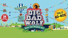 สิงหาคมนี้เจอกัน!! งานมหกรรมหนังสือครั้งยิ่งใหญ่ Big Bad Wolf Bangkok 2017