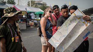 ปลื้ม! ม.ค.ต่างชาติเข้าไทย 3.5 ล้านคน ทำรายได้ 1.8 แสนล้านบาท