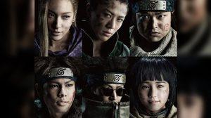 Live-Action Naruto Musical เผยโฉมหน้าตัวละครเพิ่มเติมแล้ว