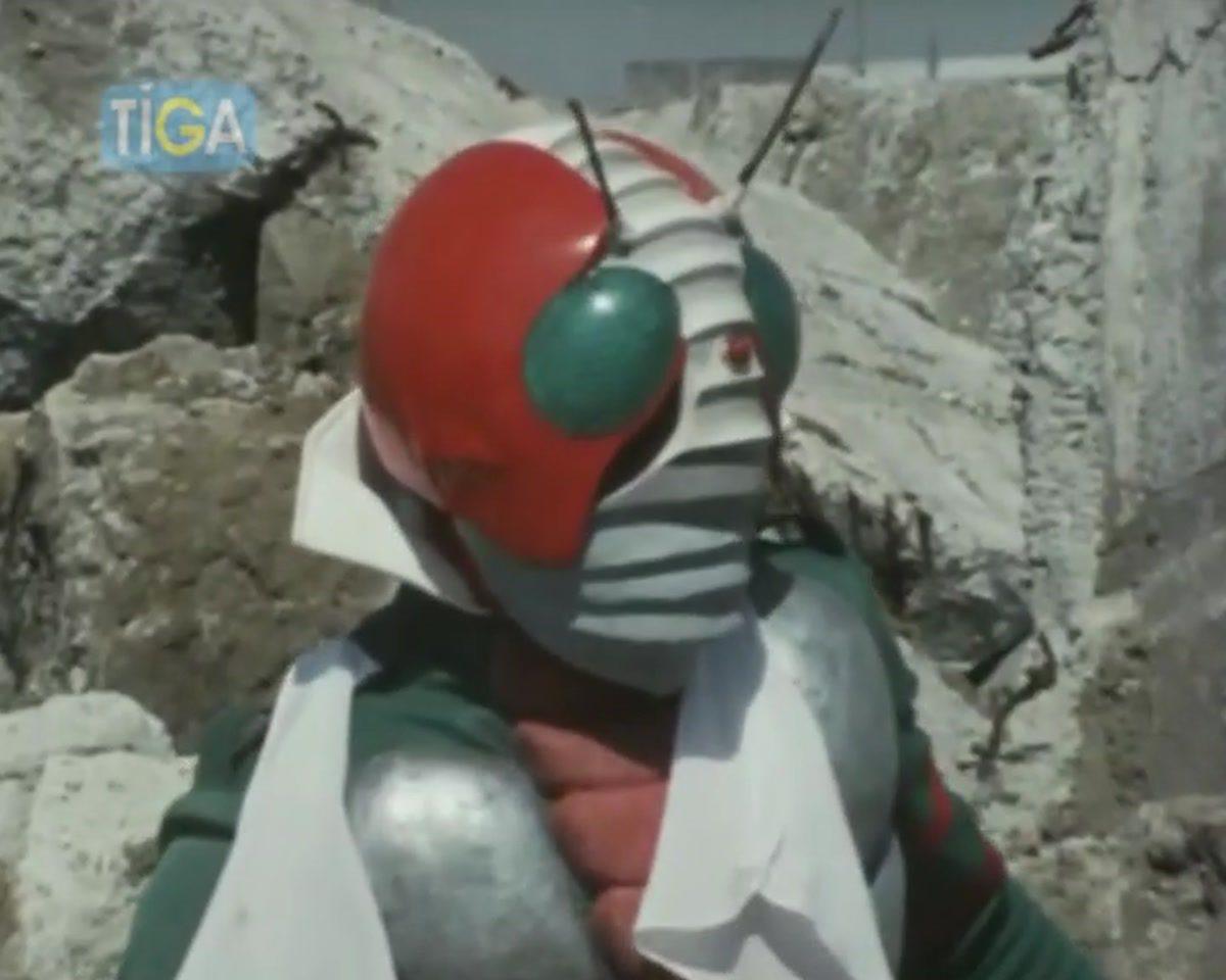 Masked Rider V3 ตอนที่ 7-3