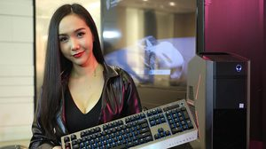 Dell ยกทัพ Alienware บุกกลางสยามพารากอนในงาน Montblanc Timewalker Racing Exhibition