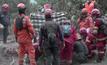 กัวเตมาลาเร่งค้นหาผู้สูญหายเกือบ 200 ราย