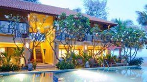 ประเสบัน รีสอร์ท ที่พักแสนสงบ ริมหาดปราณบุรี