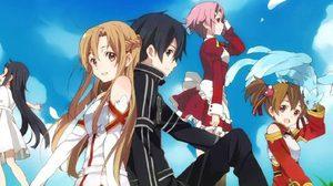 อนิเมะ Sword Art Online ประกาศทำอนิเมะวูฟวี่แล้ว!!