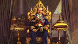 พระราชประวัติ พระบาทสมเด็จพระจุลจอมเกล้าเจ้าอยู่หัว รัชกาลที่ 5