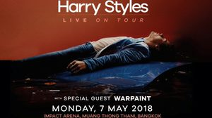 Harry Styles Live On Tour