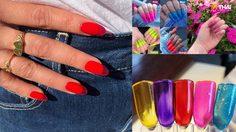 Jelly nails และ สีเล็บแบบนีออน เทรนด์ใหม่ของการทำเล็บ ที่กำลังจะมา