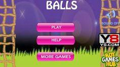 เกมส์ยิงลูกบอล Blow Up The Colorful Balls