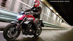 Honda CB650F 2018 พร้อมลงตลาด Bigbike ที่ สหรัฐอเมริกา
