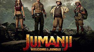 รีวิว Jumanji: Welcome to the Jungle เกมดูดโลก บุกป่ามหัศจรรย์