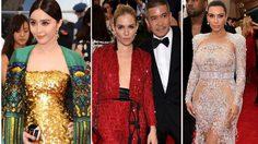 สวย หรือ ฮา ? แฟชั่นดารา พรมแดง MET Gala 2015