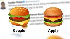 โคตรพีค!! ซีอีโอ Google หยุดทุกงานที่ทำเพื่อระดมสมองแก้ไข อีโมจิแฮมเบอร์เกอร์ แบบเร่งด่วน