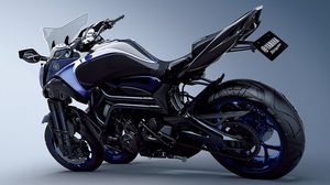 Yamaha เตรียม MWT-9 บิ๊กไบค์ 3 ล้อ ขึ้นไลน์ผลิตจริง