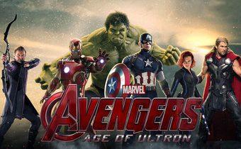 Avengers: Age of Ultron อเวนเจอร์ส มหาศึกอัลตรอนถล่มโลก
