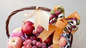 จัดกระเช้าผลไม้สำหรับไหว้ผู้ใหญ่ พร้อมความหมายดีเป็นมงคลแก่ชีวิต