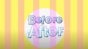 แปลงโฉม 4 สาวดาวโรงเรียน แต่งหน้า Before & After
