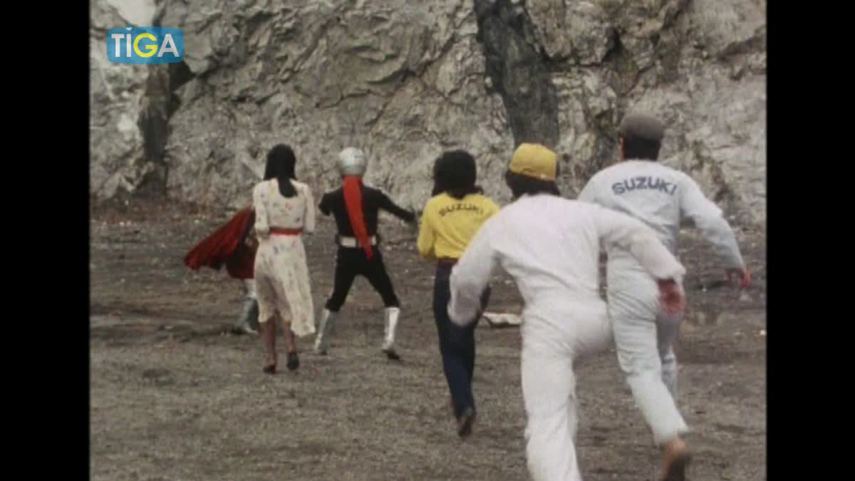 Masked Rider Super One ตอนที่ 22-3