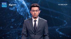 เนียนเหมือนมนุษย์เป๊ะ! ผู้ประกาศข่าว AI คนแรกของโลก