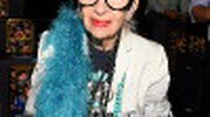 คุณทวดสุดจี๊ด!! ไอริส แอพเฟล วัย 93 แต่งตัวไปแฟชั่นวีค ดารายังชิดซ้าย
