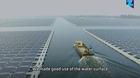 The Largest Floating Solar Farm