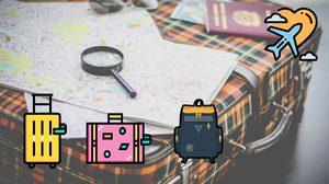 Luggage, Baggage, Suitcase