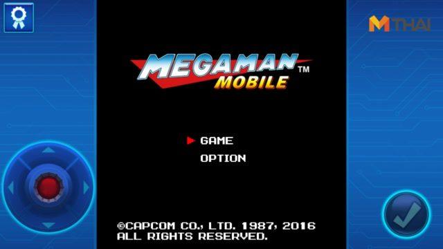 รีวิวเกม Rockman Mobile