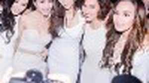 แฟชั่นชุดขาว ปาร์ตี้รวมตัวแม่ จากงาน TheFaceshop