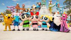 โปรโมชั่นเด็ด สวนน้ำ Cartoon Network จ่ายครั้งเดียวเที่ยวฟรีถึงสิ้นปี!