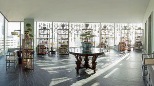 ตามมาดู งาน ออกแบบภายใน สไตล์ไทย แรงบันดาลใจจาก วังเพ็ชรบูรณ์