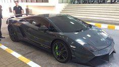 Lamborghini เบนซ์ เรซซิ่ง ถูก ป.ป.ส. นำมาเคาะประมูล เริ่ม 12 ล้าน