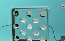 บล็อกแก้วผลิตไฟฟ้าสารพัดประโยชน์