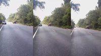 รถกระบะ ซิ่งชนช้างป่าเขาอ่างฤาไน จ.สระแก้ว ขณะกำลังข้ามถนน