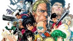 การ์ตูนอนิเมะ One-Punch Man ประกาศศักดาพร้อมถล่ม ตุลาคม นี้!!
