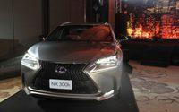 The New Lexus NX300h : A New Sensation